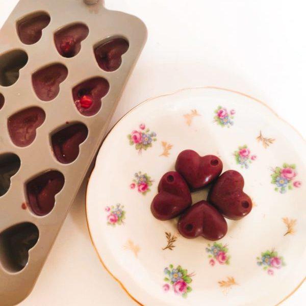 Chocobombones helados | Beewellness | Nutrición y recetas