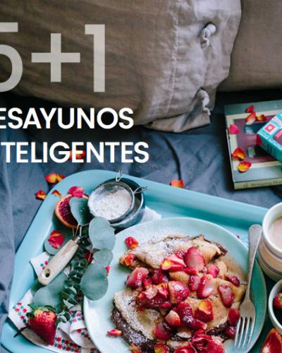 Ebook: 5+1 desayunos inteligentes de Beewellness