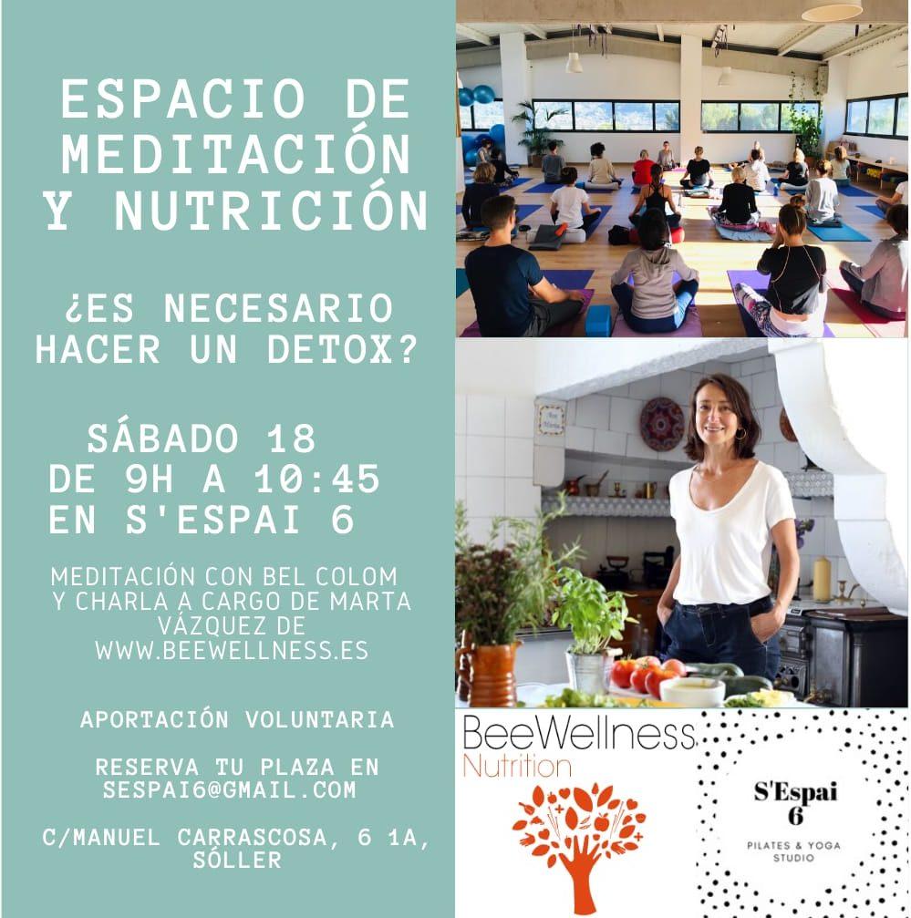 Sespai Soller Espacio de meditación y nutrición | Beewellness