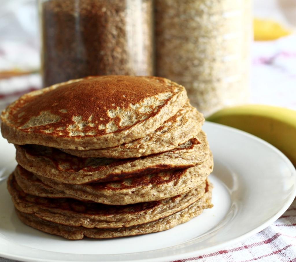 Pancakes de calabaza | Beewellness